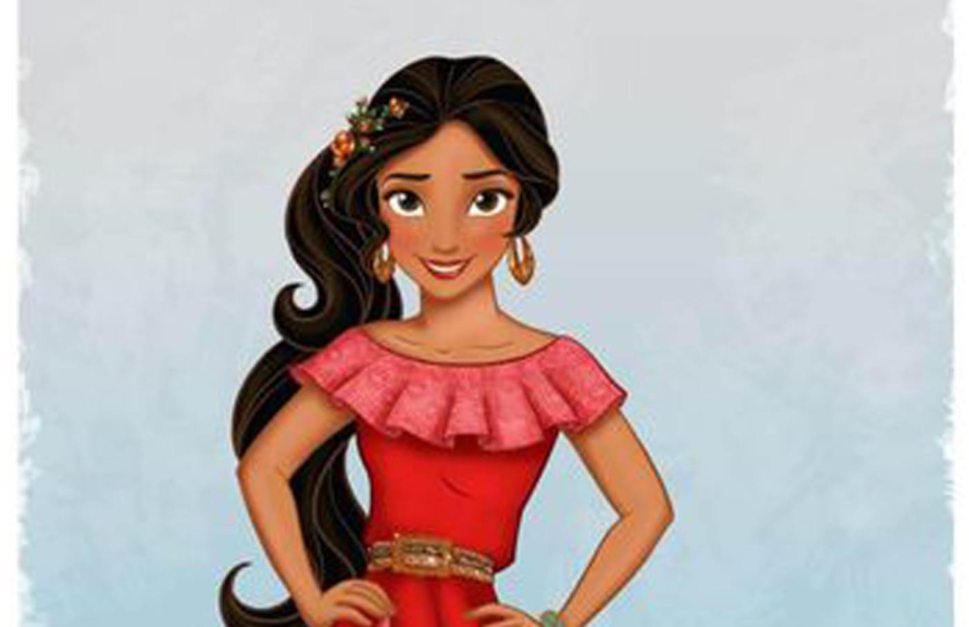 disney latina princess
