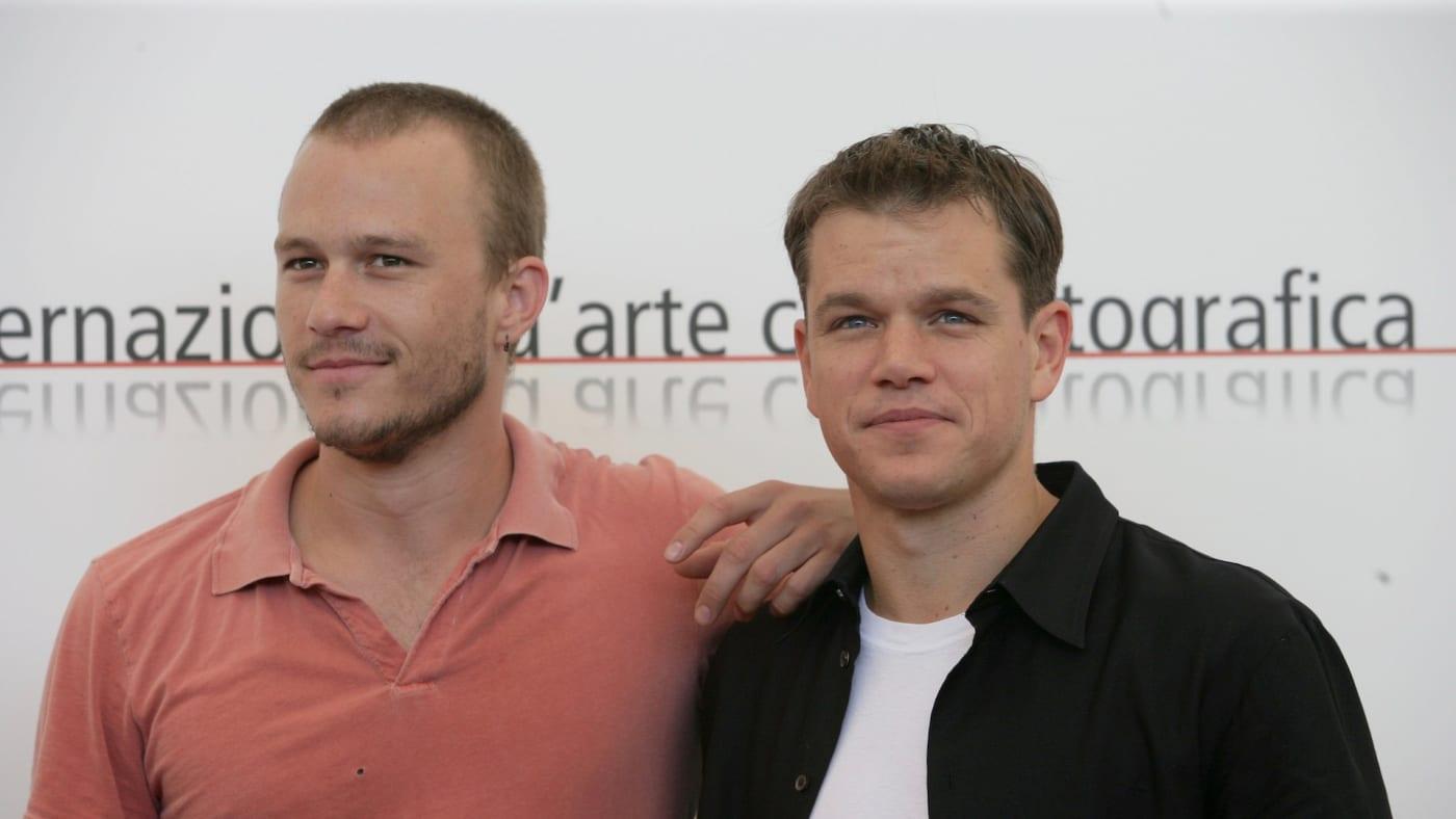 Damon and Ledger