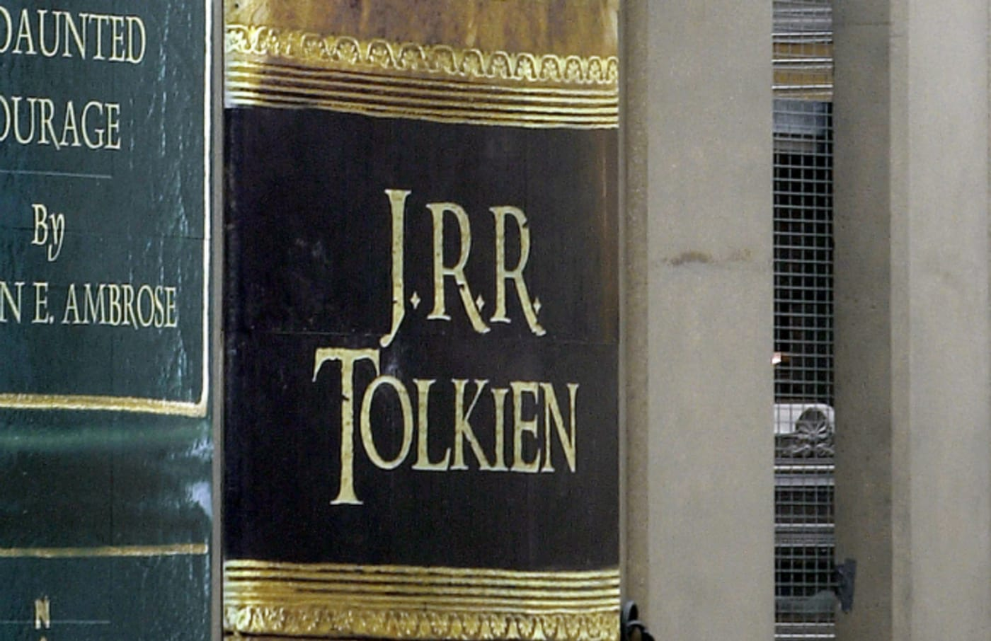 J.R.R. Tolkien Lord of the Rings