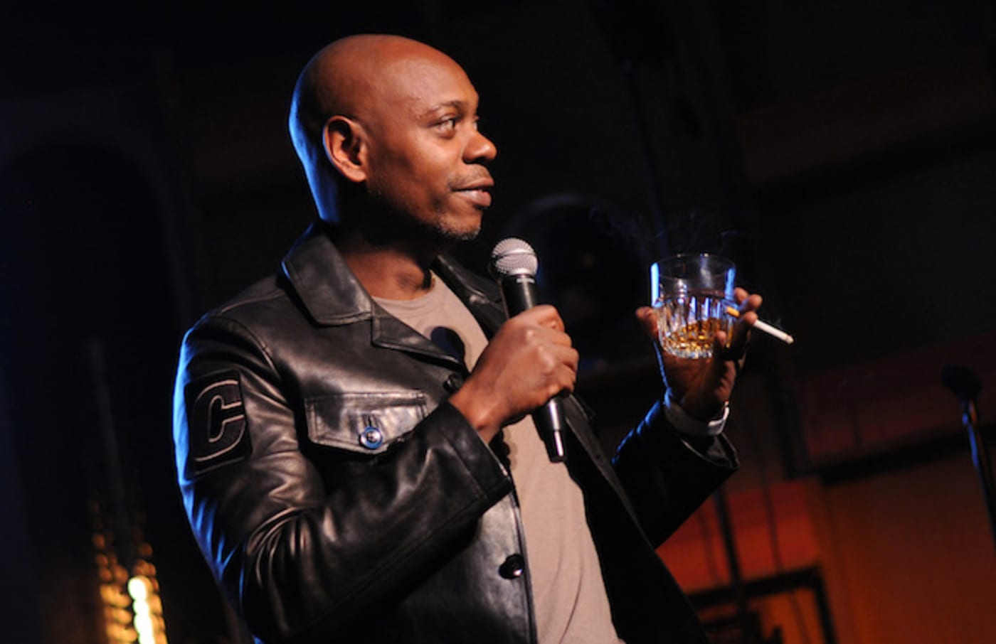 Dave Chappelle performs at The Imagine Ball Honoring Serena Williams Benefitting Imagine LA.