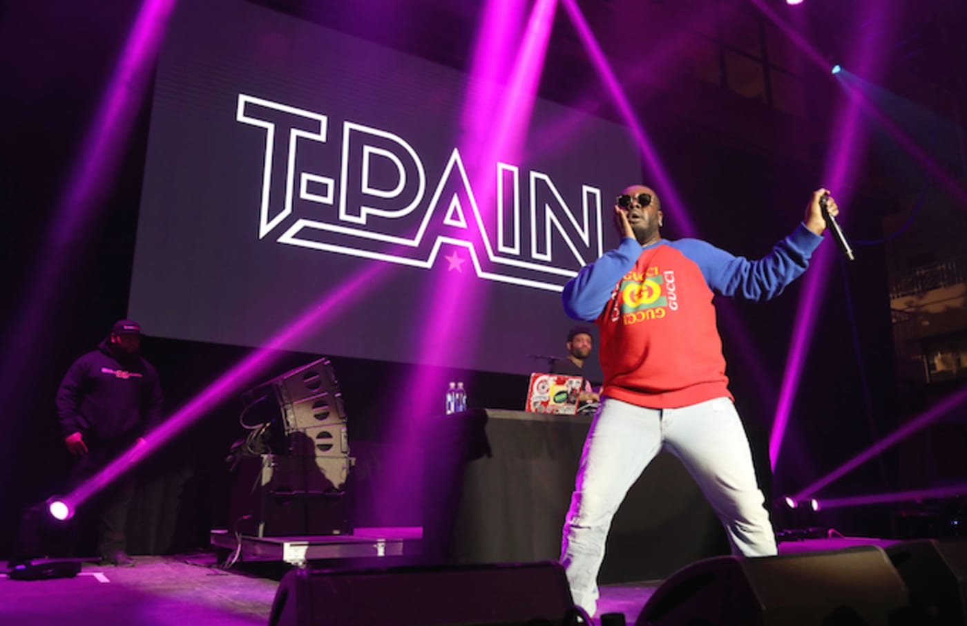 T Pain Launches Wiscansin U