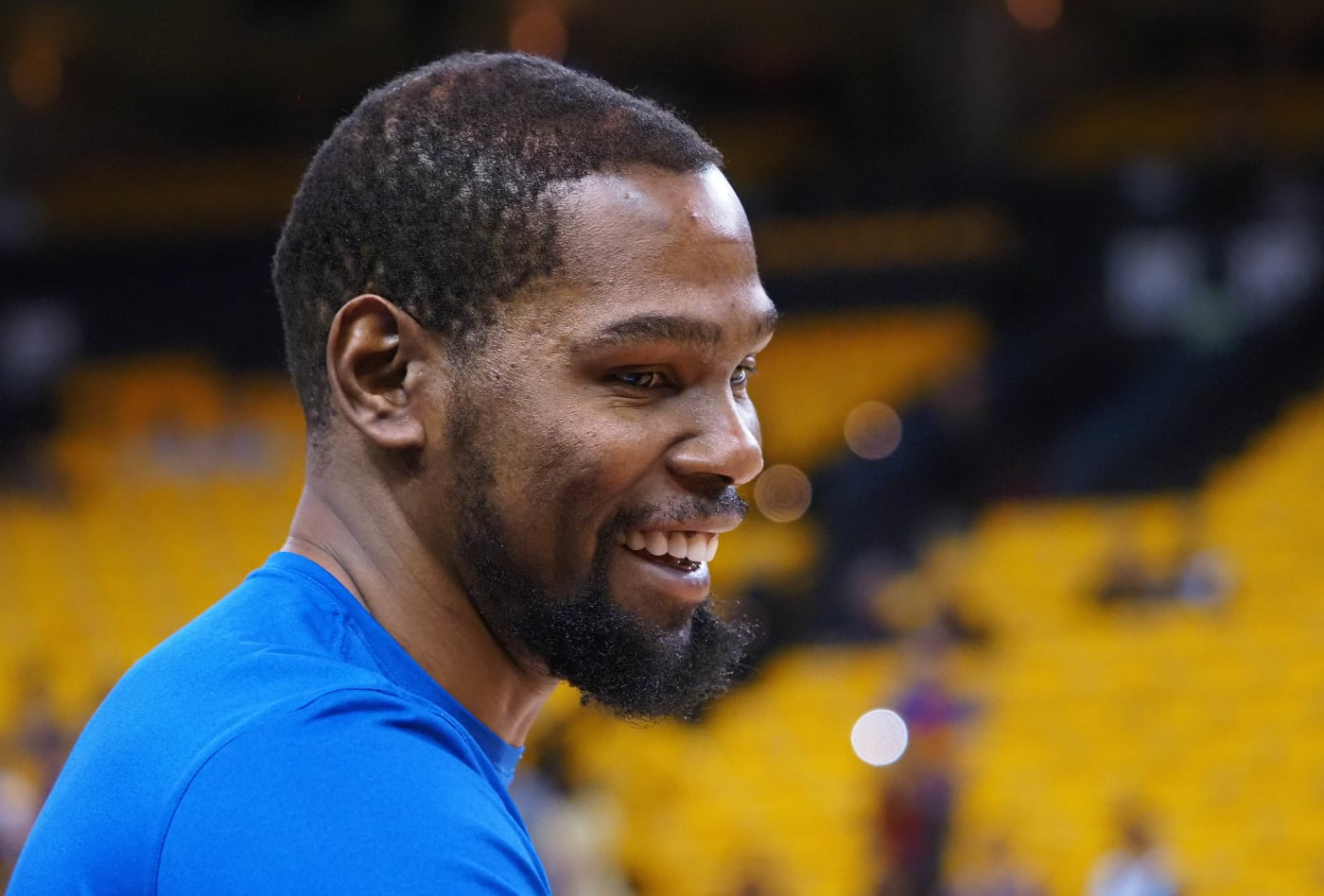 Kevin Durant Game 5 Clippers Warriors 2019 NBA Playoffs