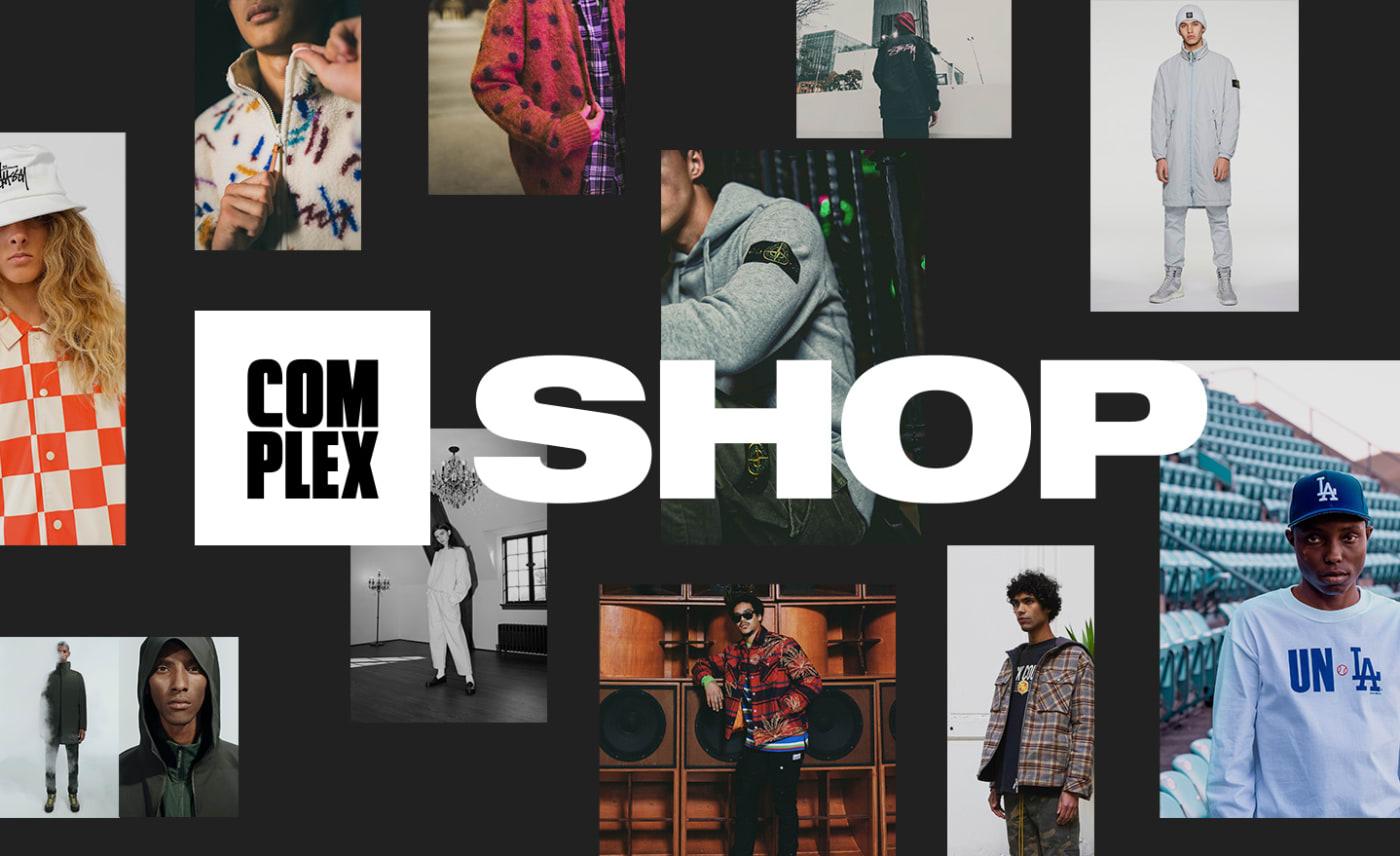 complex shop announcement