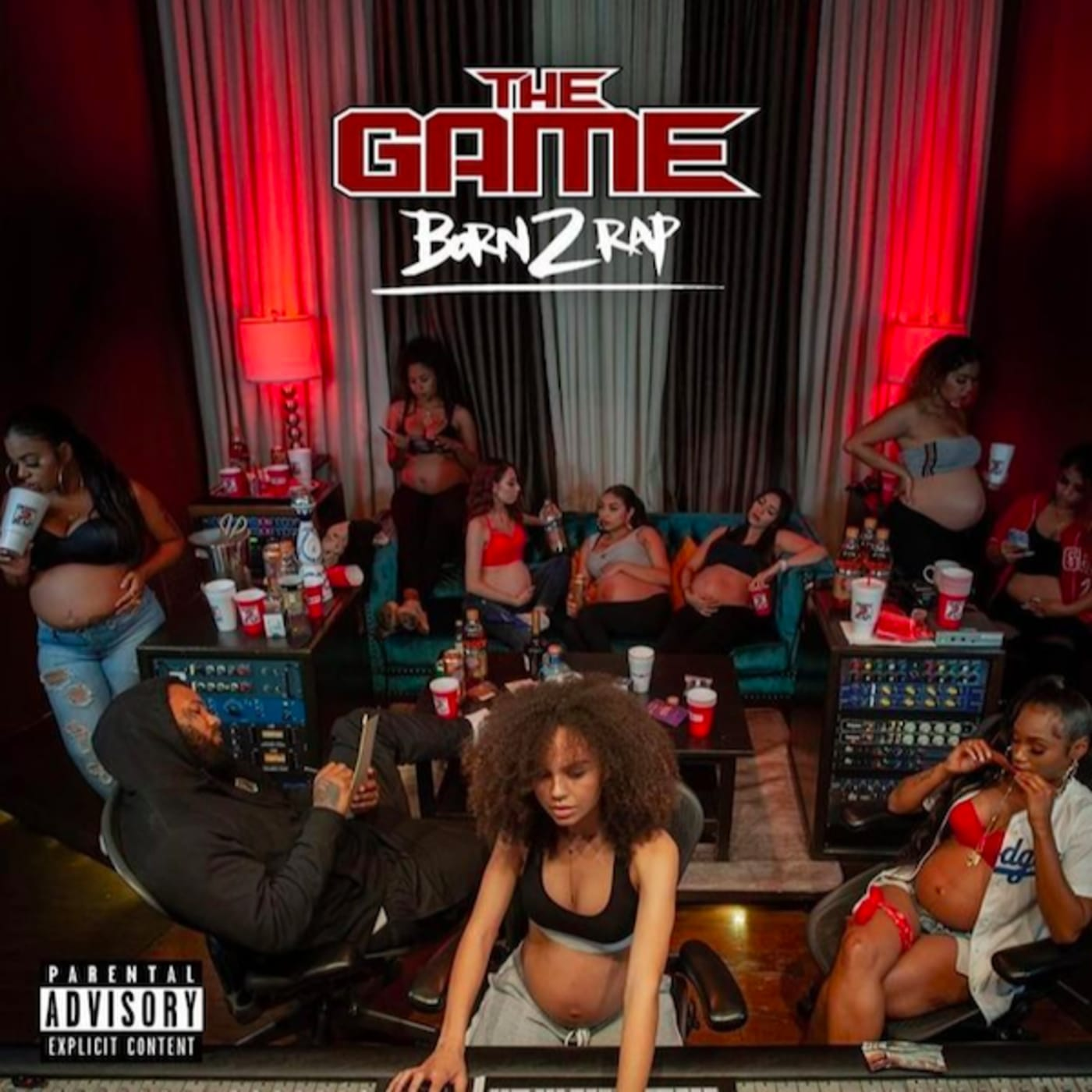 The Game 'Born 2 Rap'
