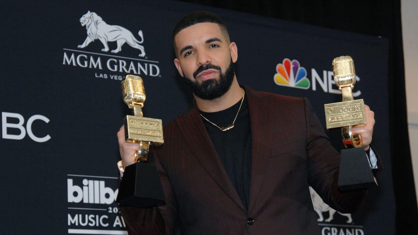 Drake at MGM Grand Garden Arena