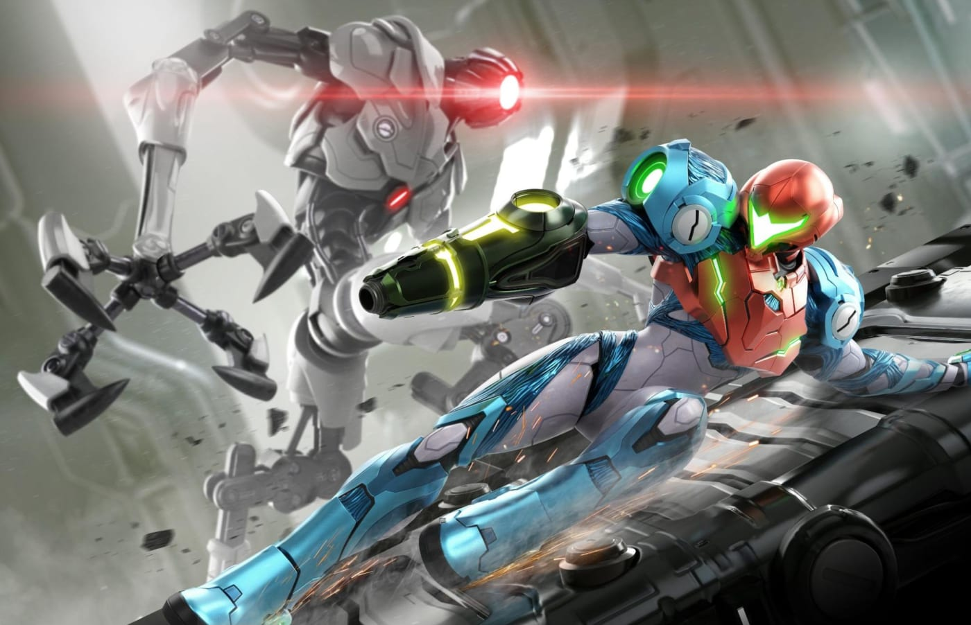 Metroid Dread for the Nintendo Switch