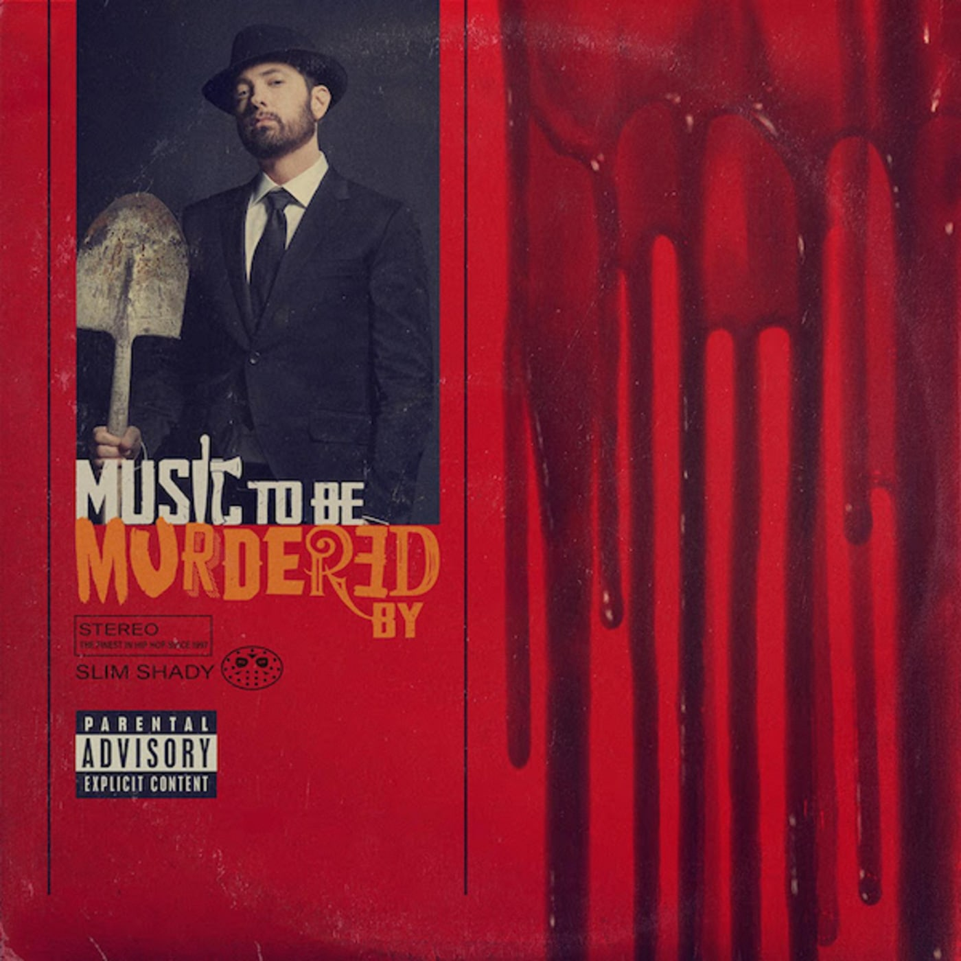 Eminem 'Music to Be Murdered By'