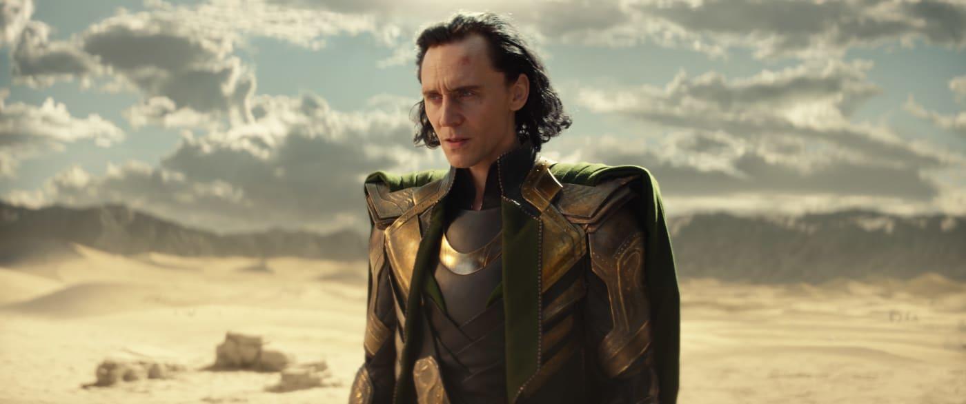 Tom Hiddleston is Loki in Disney+ series 'Loki'