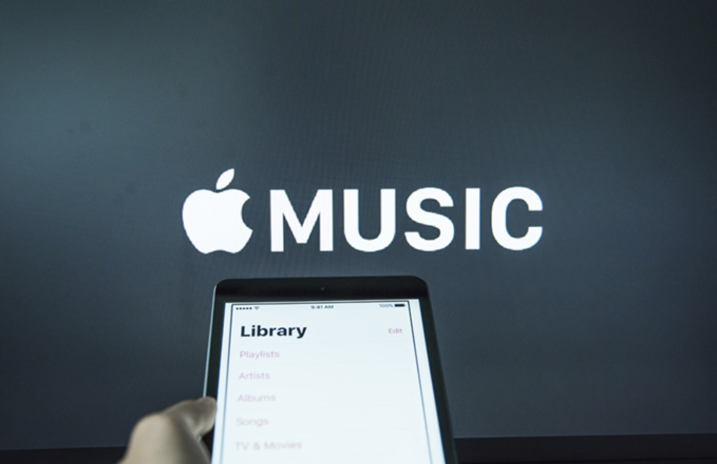 apple music getty s3 studio