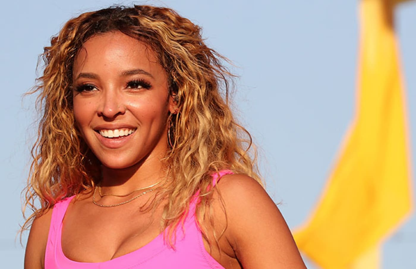 This is a photo of Tinashe.