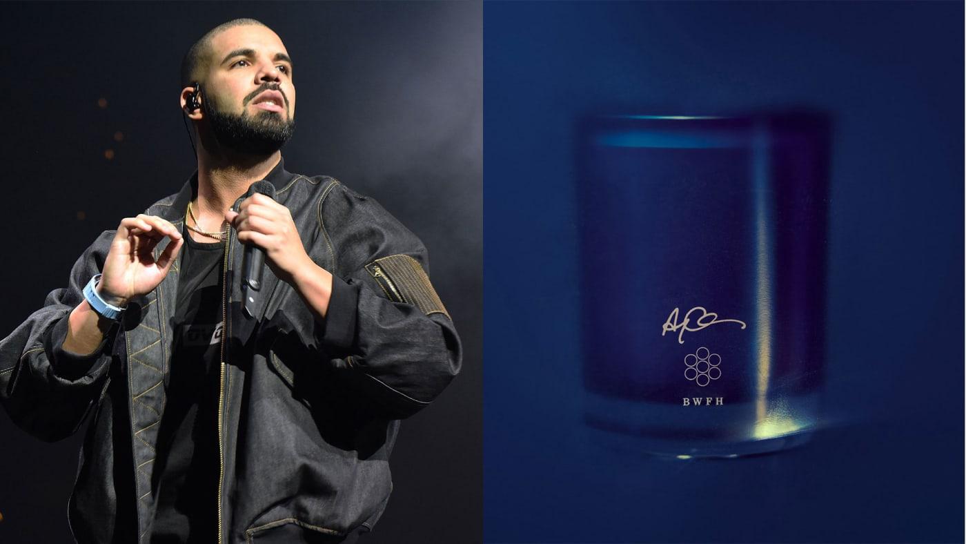 Drake's candle line Better World Fragrance House