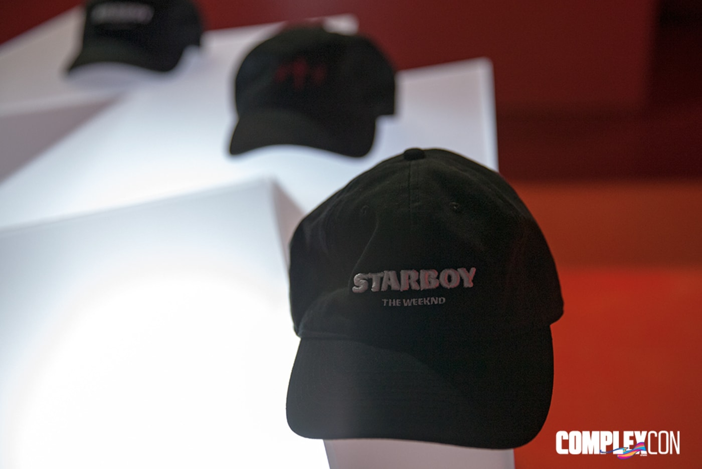 The Weeknd Starboy merch