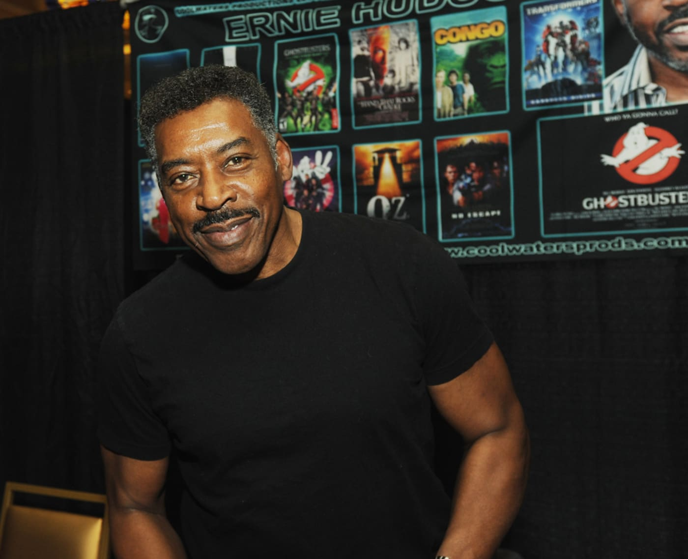 Ernie Hudson attends the 2019 New Jersey Horror Con And Film Festival