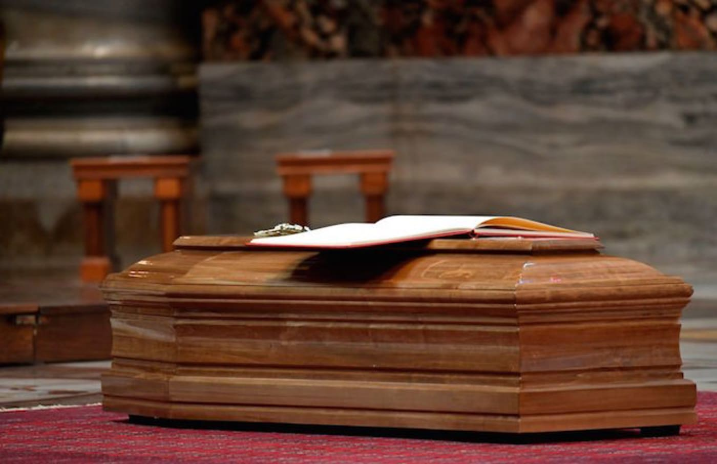 Law coffin