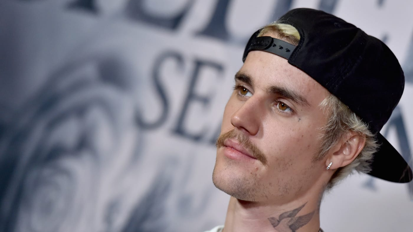 "Justin Bieber attend the Premiere of YouTube Original's ""Justin Bieber: Seasons"""
