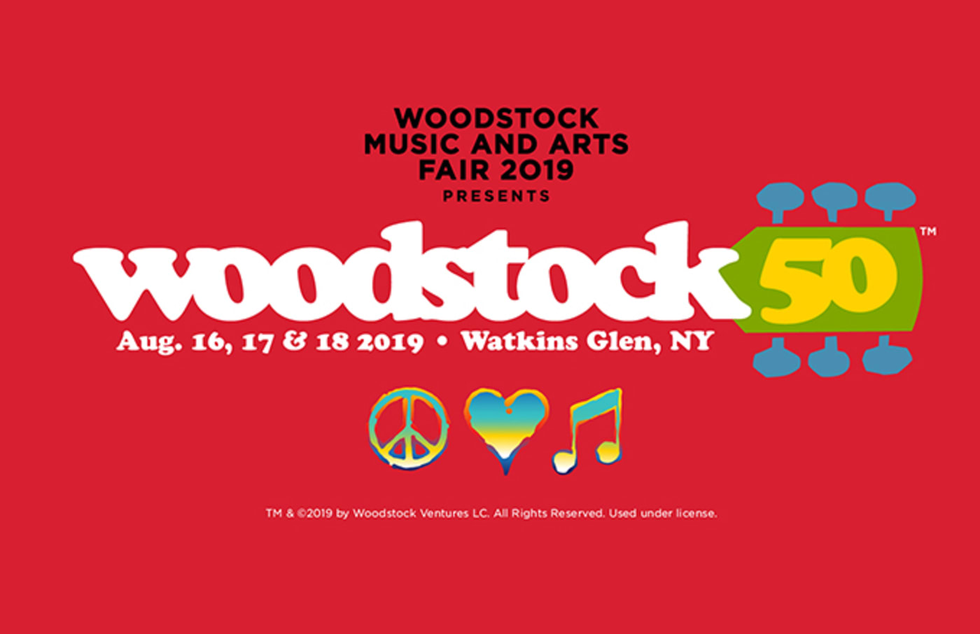 This is a photo of Woodstock.