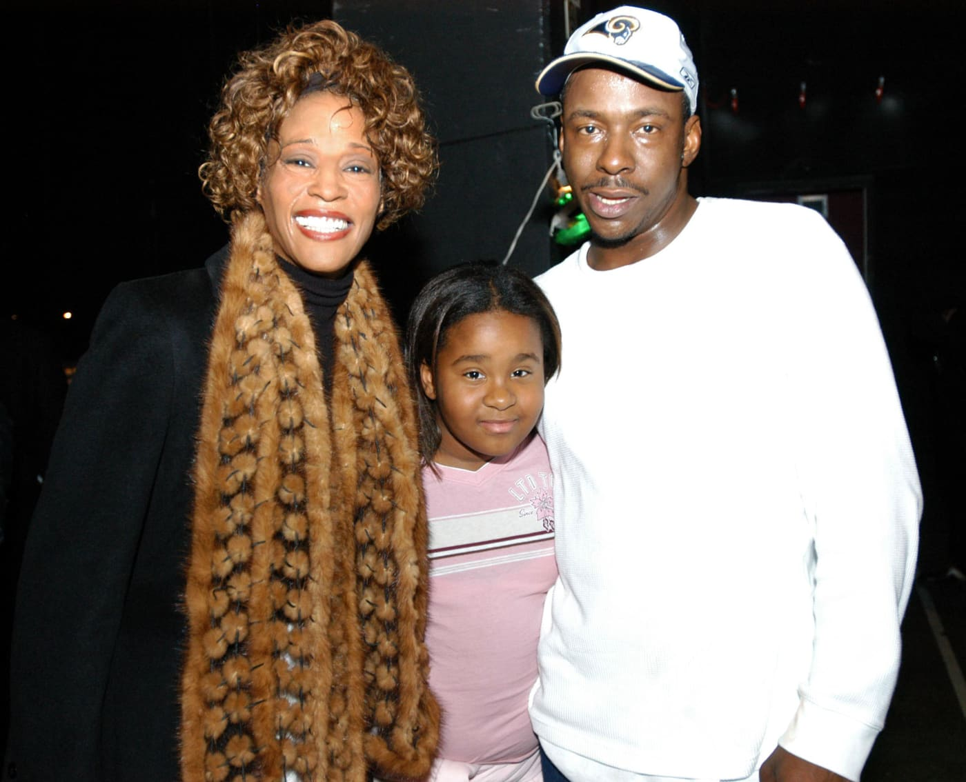Red Table Talk Bobby Whitney Houston