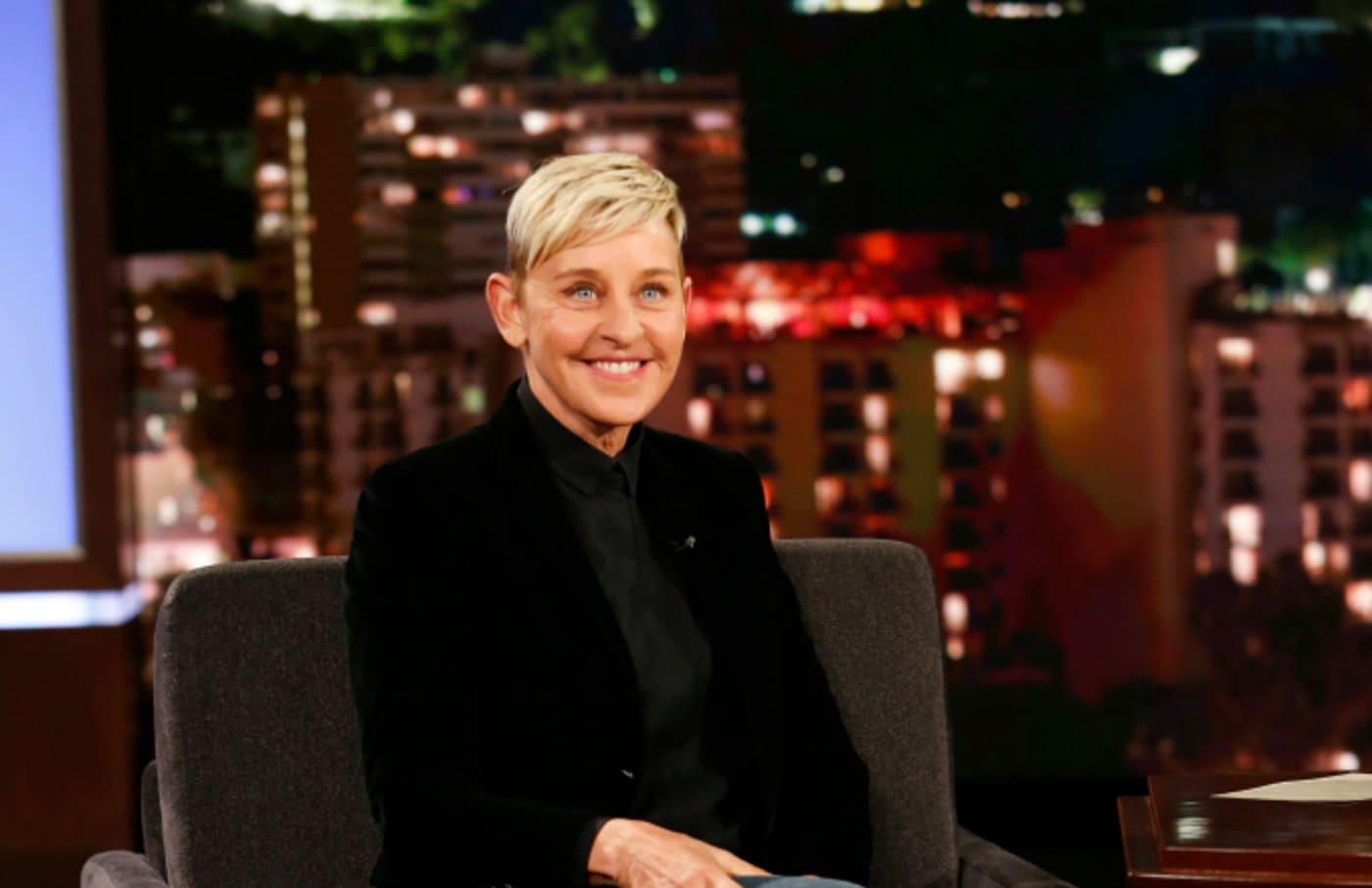 """Ellen DeGeneres """"Jimmy Kimmel Live!"""""""