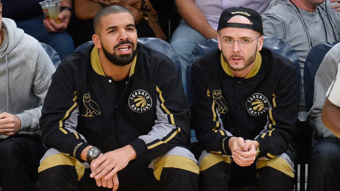 Drake and 40
