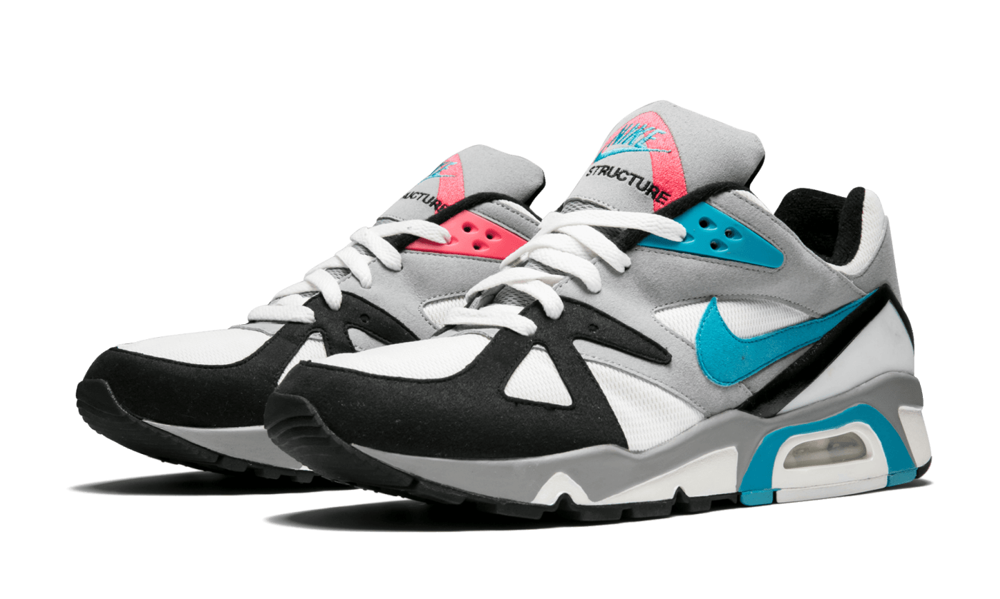 Nike Air Structure Triax 91 OG Teal Infrared