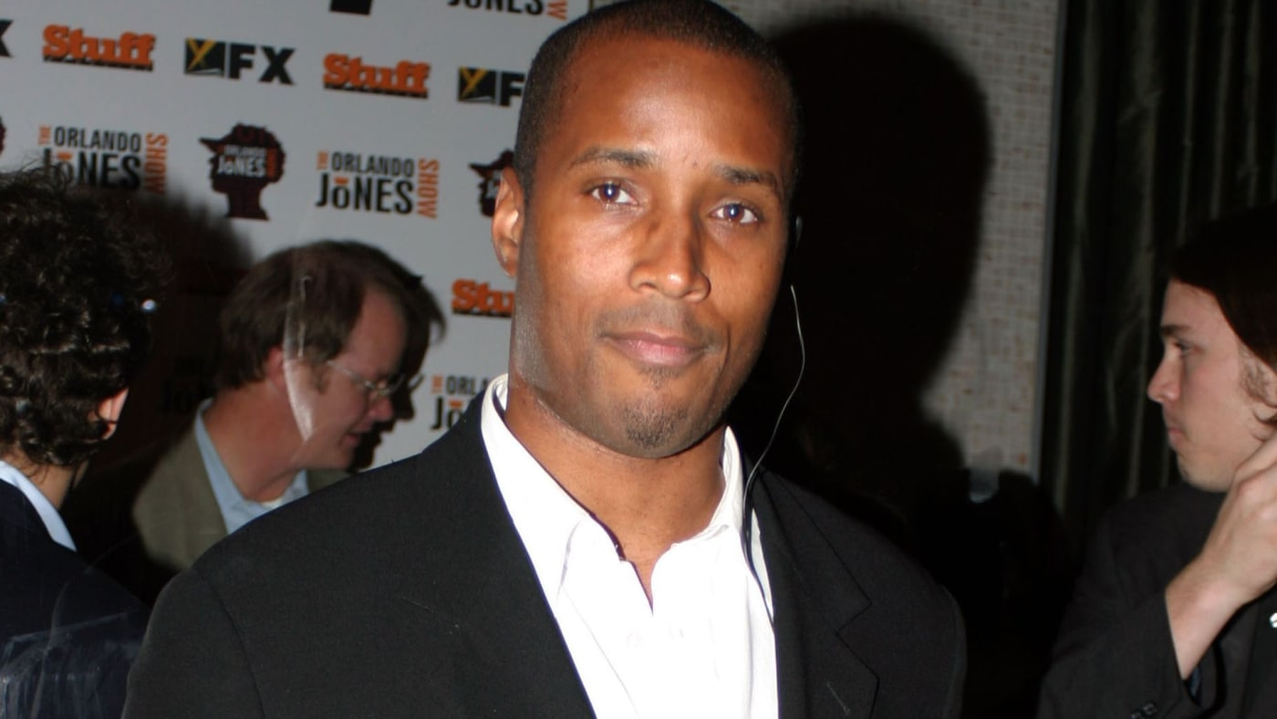 Actor Granville Adams in 2006