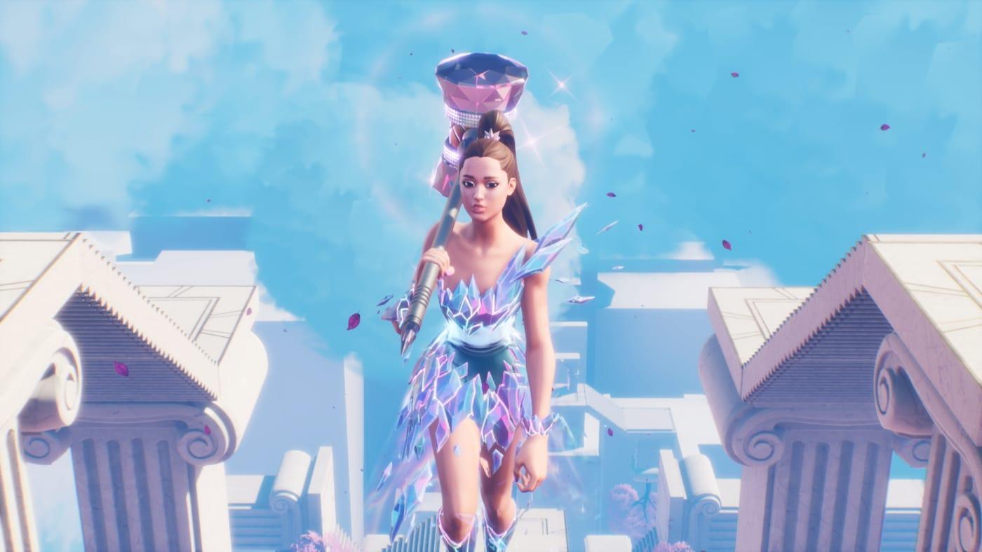 Epic Games Head of Brand Phil Rampulla Ariana Grande Rift Tour Interview |  Complex