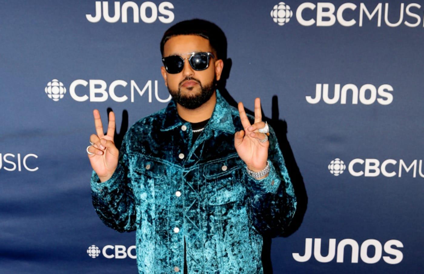 Nav attends the 2019 Juno Awards