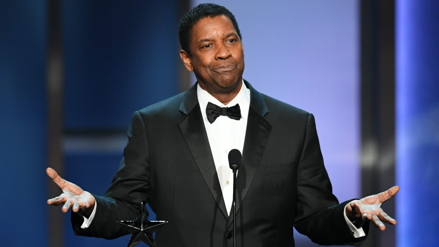 denzel is a cop