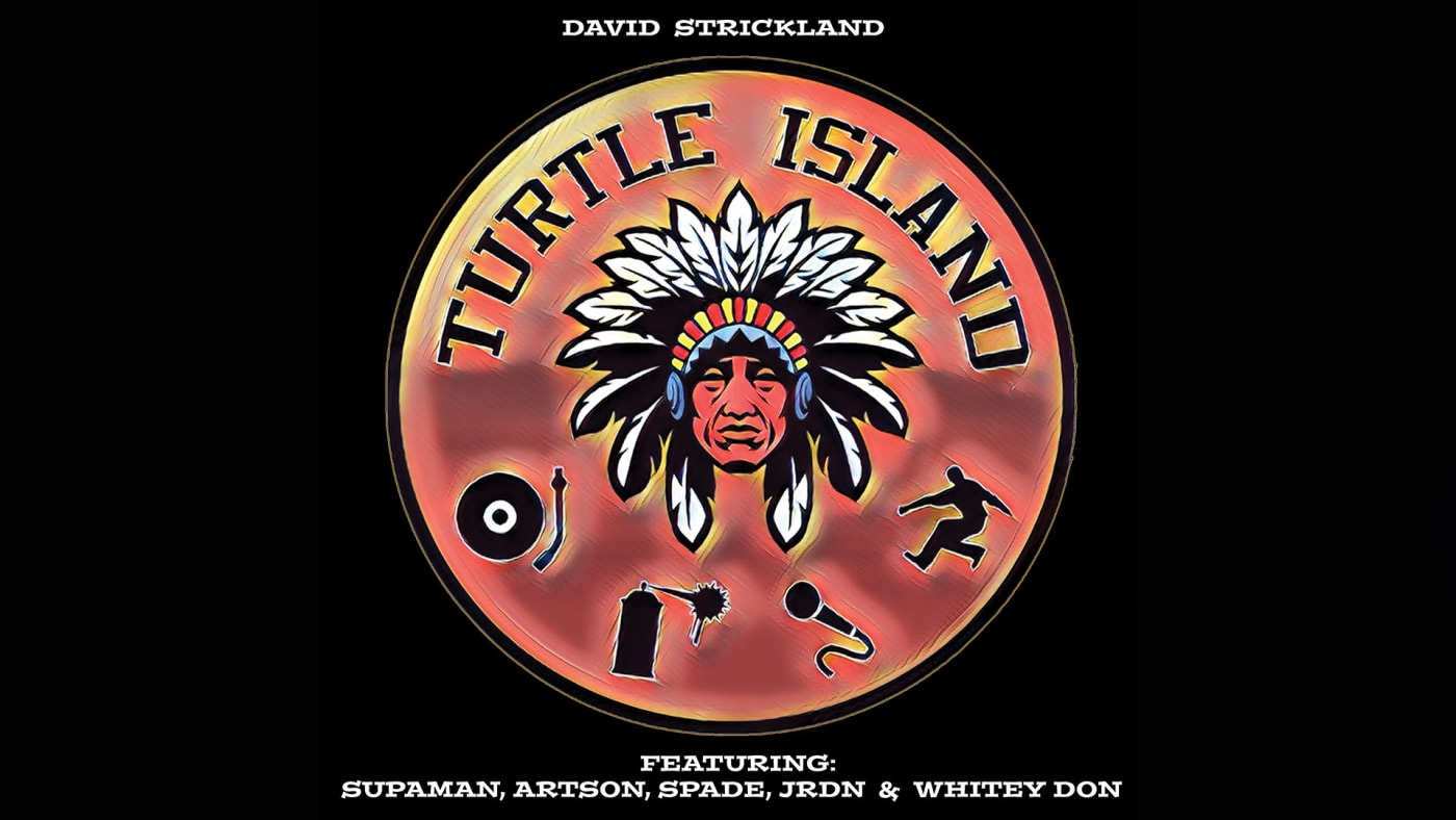 david strickland supaman artson spade jrdn whitney don