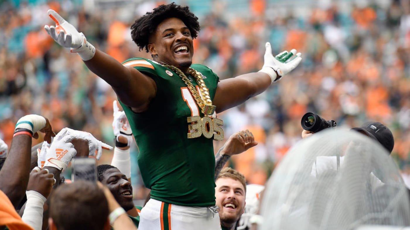 Gregory Rousseau Miami Turnover Chain 2019