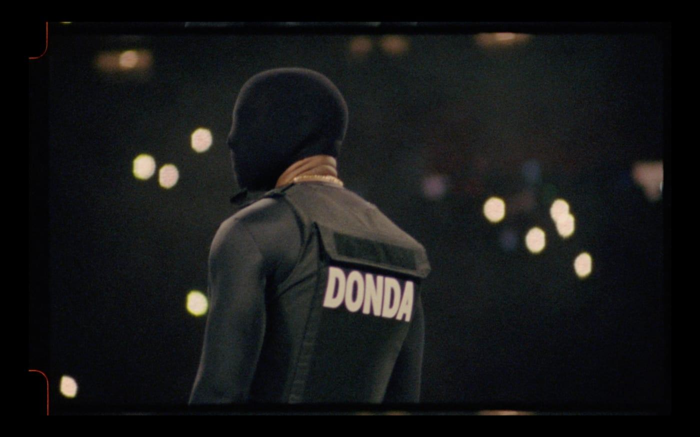 Kanye West 'Donda' listening