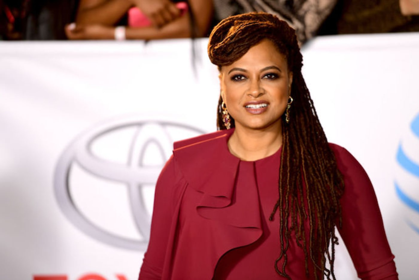 This is a photo of Ava Duvernay.