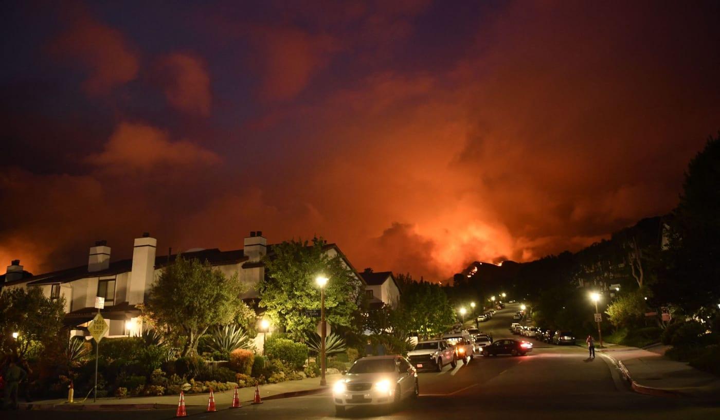 Palisades Fires