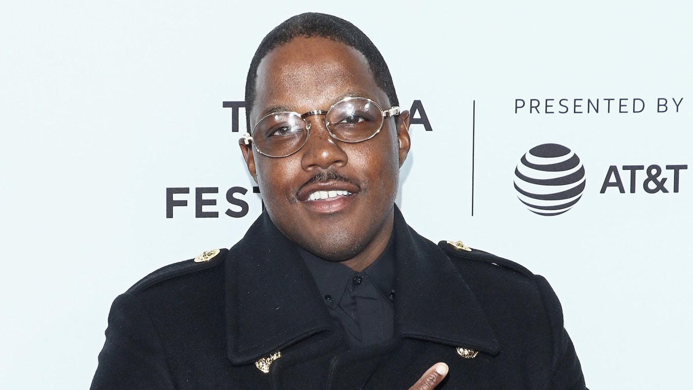 """Mase attends the world premiere of """"Can't Stop, Won't Stop: A Bad Boy Story"""""""