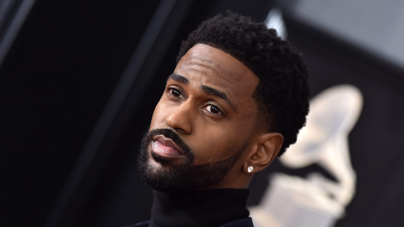 Big Sean attends the 60th Annual GRAMMY Awards.