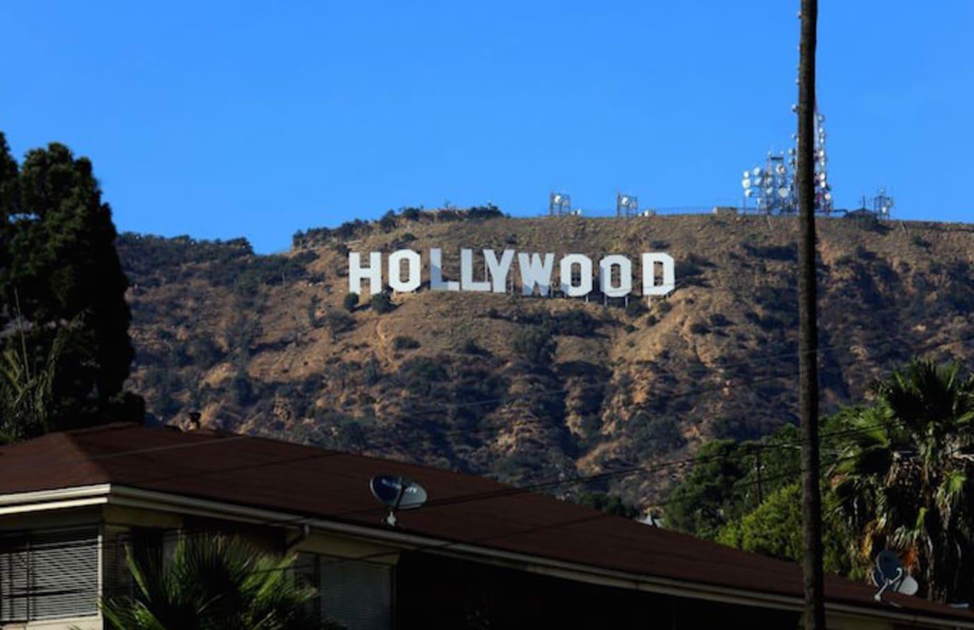Hollywood Shooting