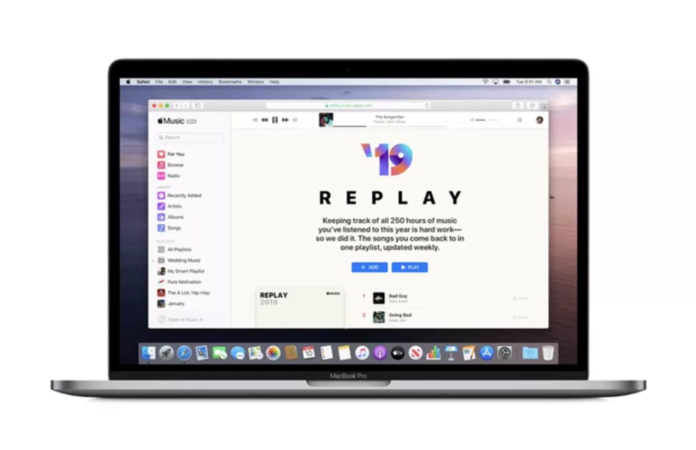 apple replay