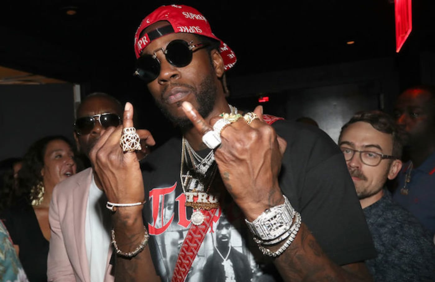 2 Chainz attends the Balley Collective