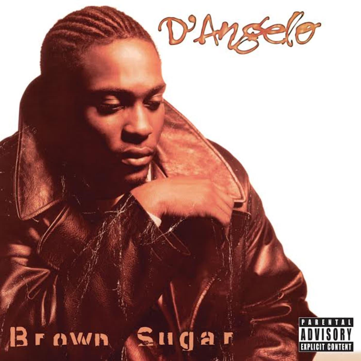 dangelo brown sugar artwork
