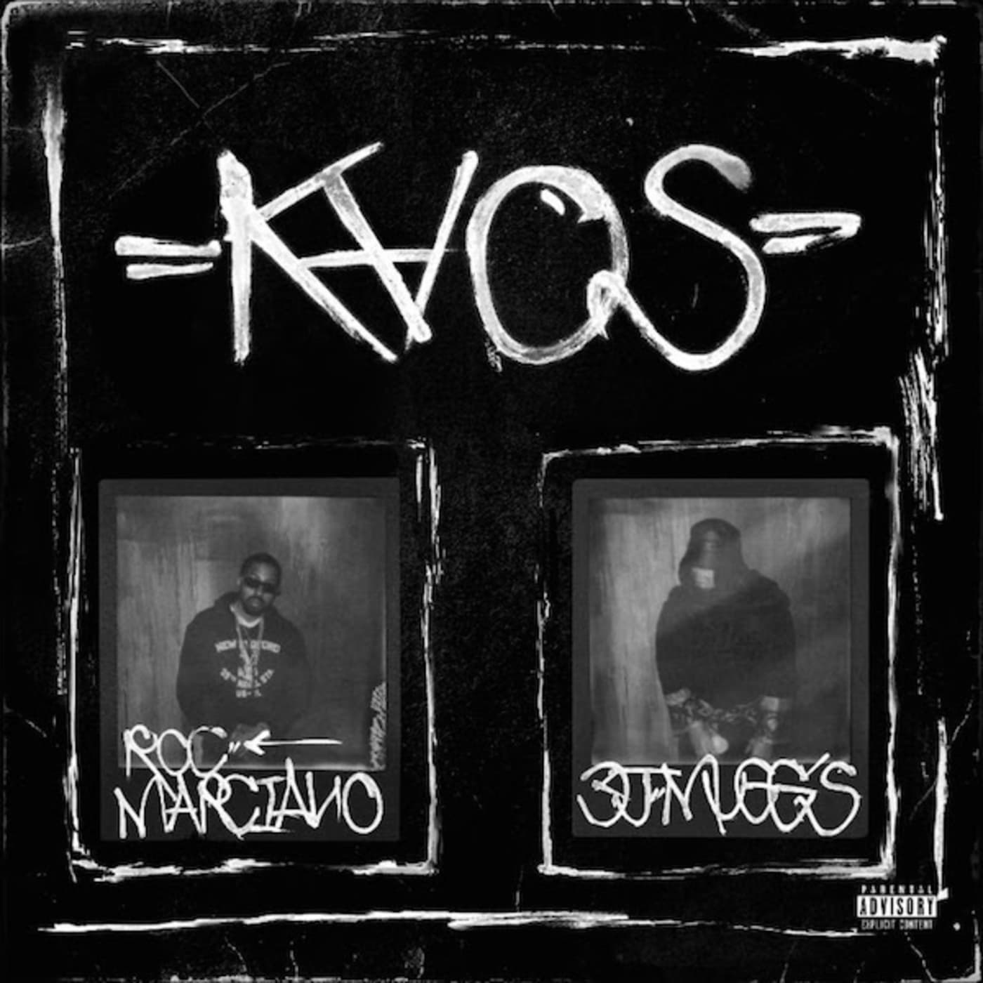 Roc Marciano x DJ Muggs 'Kaos'