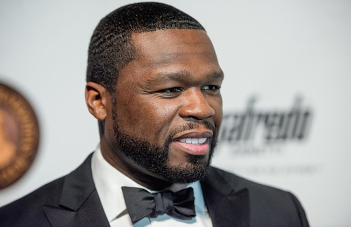 50 Cent attends Friars Club honors Martin Scorsese