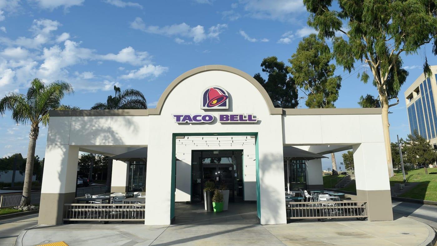 taco bell wifi