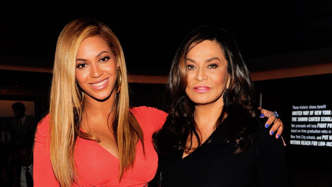 Tina and Bey