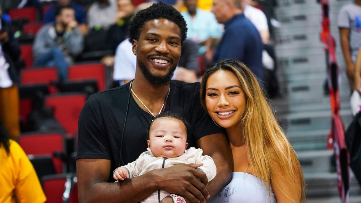 Montana Yao divorcing Malik Beasley