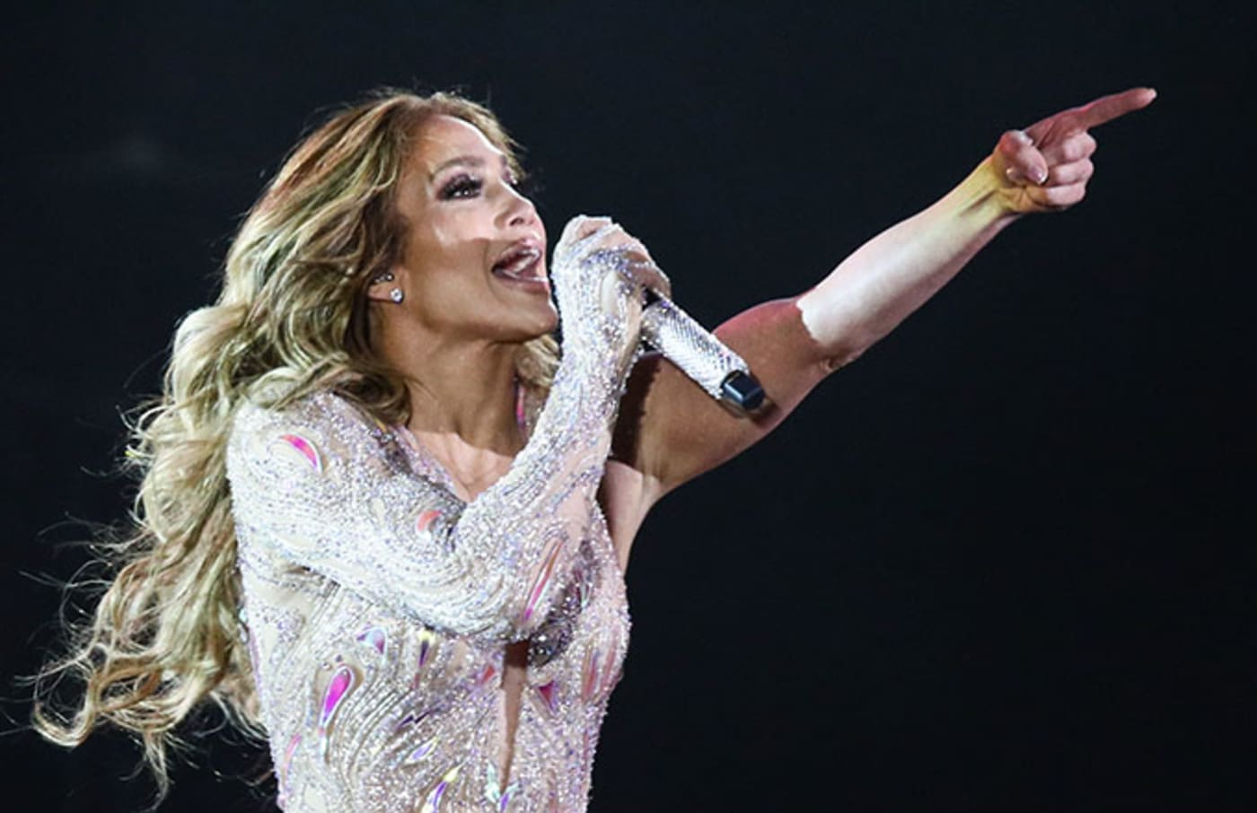 This is a photo of J. Lo.