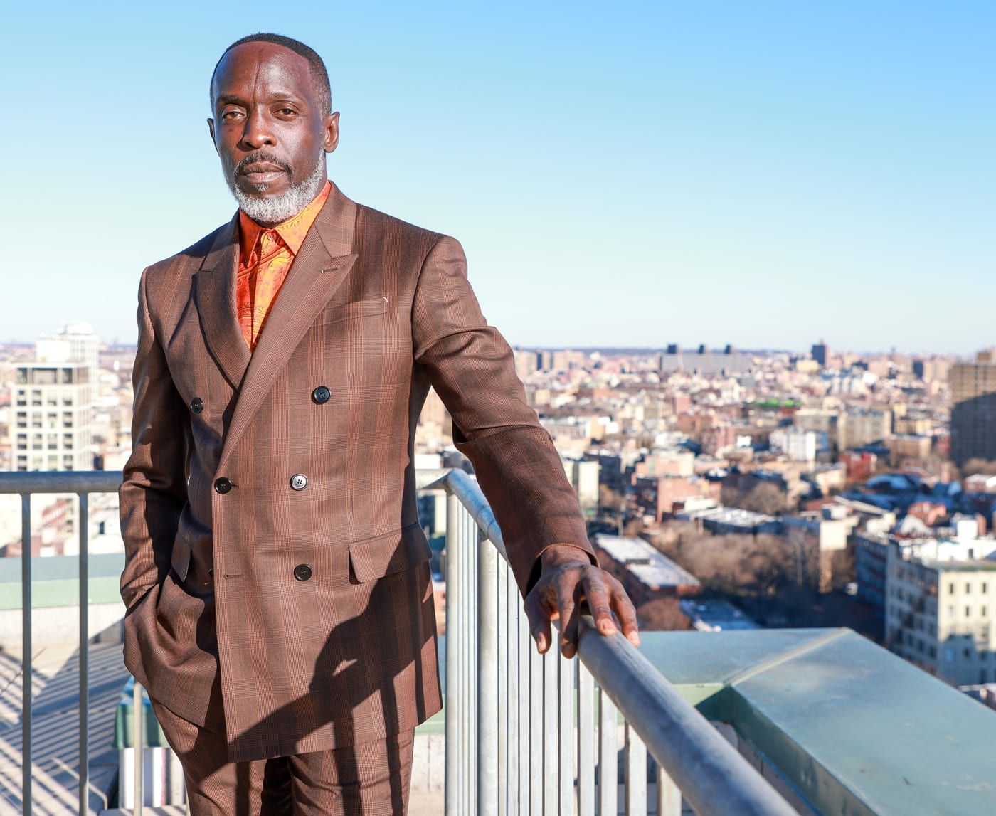 Michael K. Williams Memorable TV Roles Including The Wire