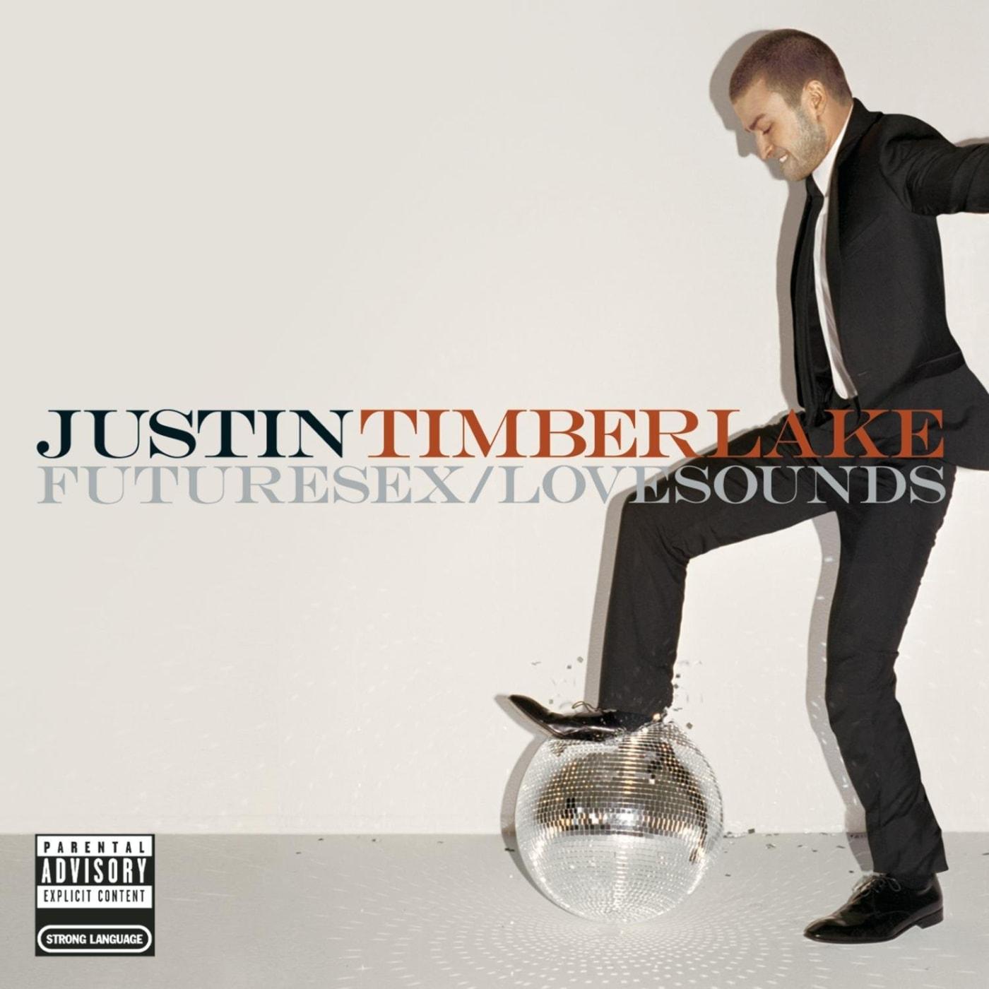Justin Timberlake FutureSex