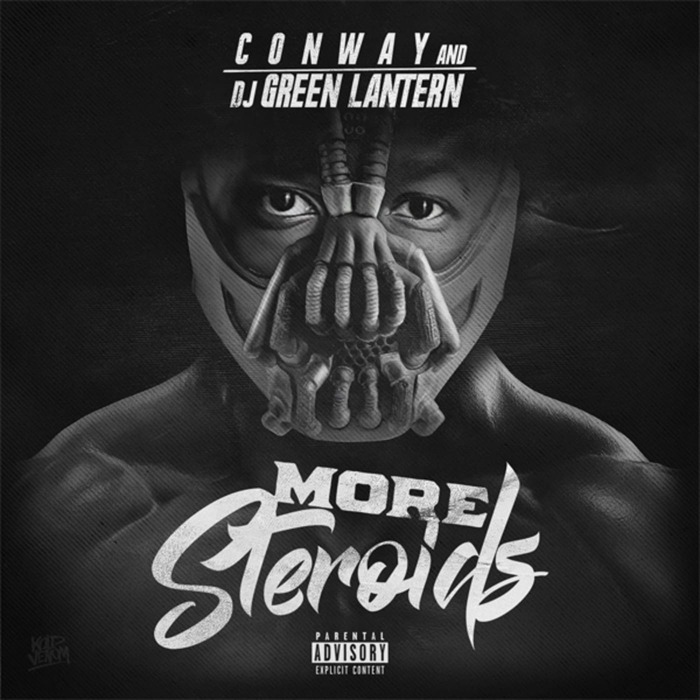 Conway 'More Steroids'