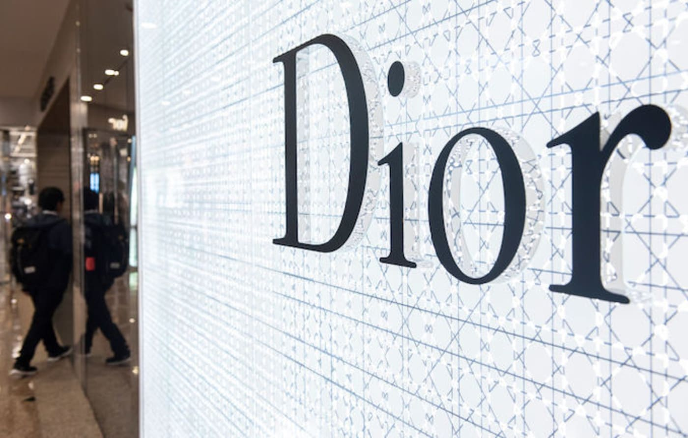 This is a picture of Dior.