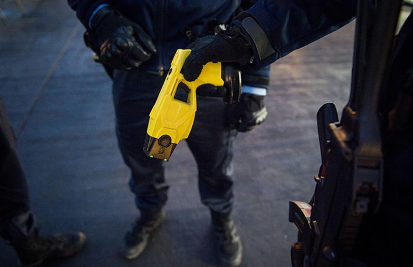 This is a photo of Stun Gun.